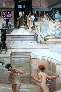 Bathhouse-tadema