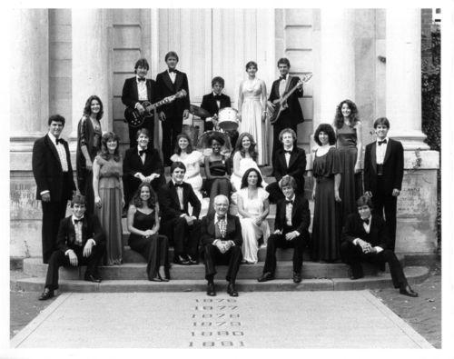 Uarkettes 1981-82