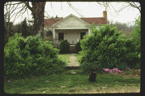 1982 Old Farmhouse Front_sm