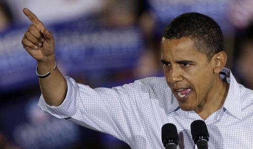 Barack Attack